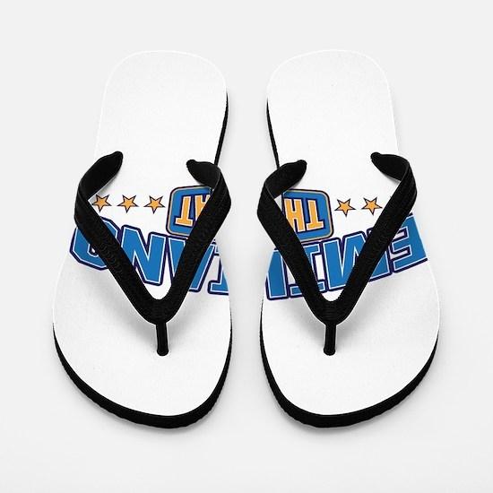 The Great Emiliano Flip Flops