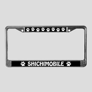 Shichimobile License Plate Frame