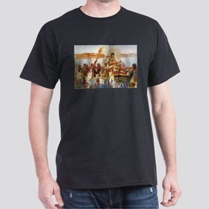 The Finding of Moses By Sir Lawrence Alma T-Shirt