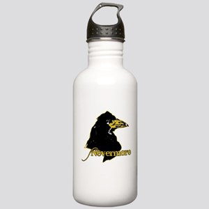Poe's Raven by Manet Stainless Water Bottle 1.0L