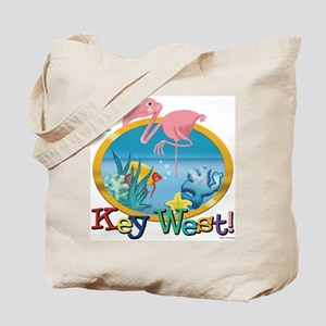 Key West Tote Bag