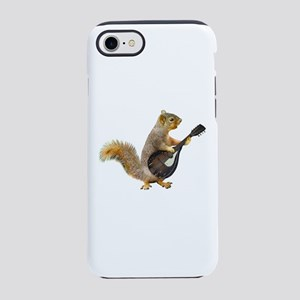 Squirrel Mandolin iPhone 7 Tough Case
