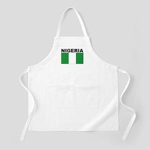 Nigeria Flag Apron