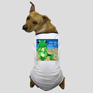 Leapin' Lizards Dog T-Shirt