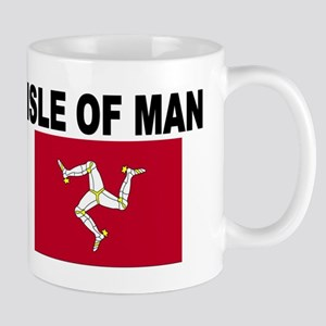 Isle of Man Flag Mug