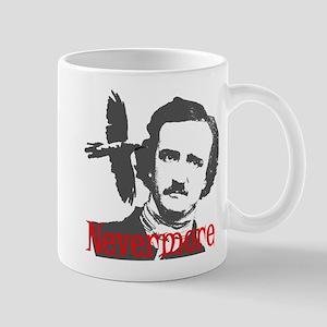 NEVERMORE Edgar Allan Poe Mug