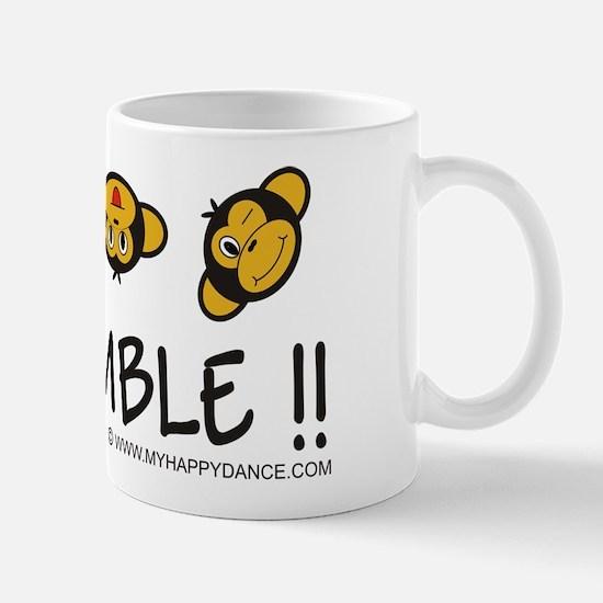 I Love 2 Tumble Mug