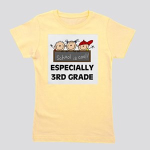 SCHOOLCOOL3RD.png Girl's Tee