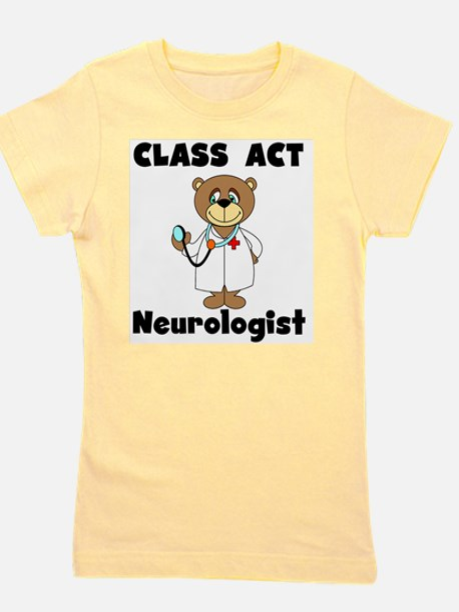 CLASSACTNEUROLOGIST.png Girl's Tee