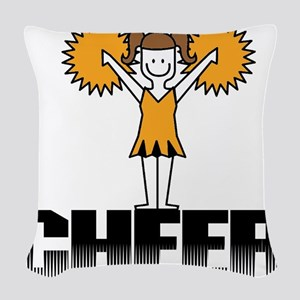 CHEERGOLD Woven Throw Pillow