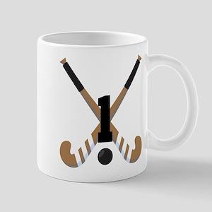 Field Hockey Number 1 Mug