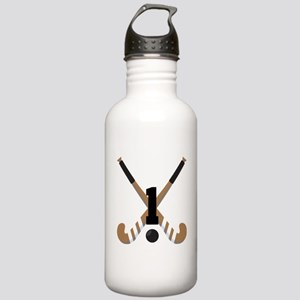 Field Hockey Number 1 Stainless Water Bottle 1.0L