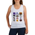 Blue Clover Records - Women's Tank Top