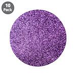 Purple faux glitter 3.5