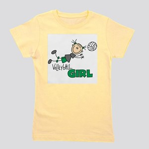 VOLLEYBALLGIRLTEE Girl's Tee