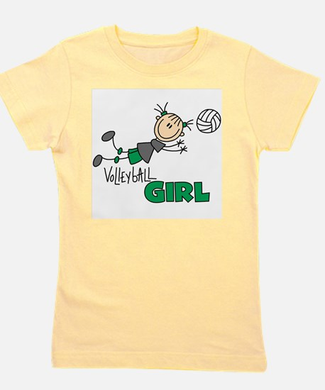 VOLLEYBALLGIRLTEE.png Girl's Tee