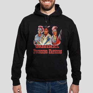 Original Founding Fathers Hoodie (dark)
