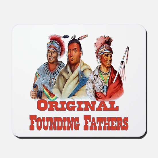 Original Founding Fathers Mousepad