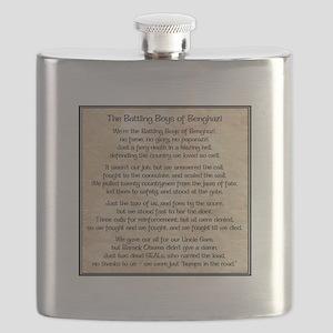 Benghazi Poem Flask
