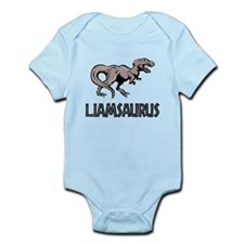 Liamsaurus Dinosaur Shirt Infant Bodysuit
