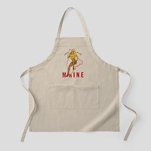 Maine Pinup Apron