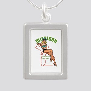 Michigan Pinup Necklaces