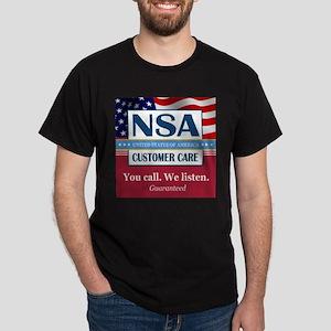 We Listen T-Shirt