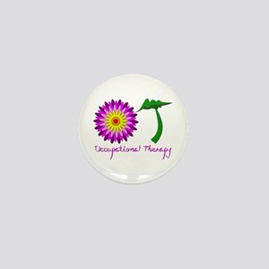 Flower power OT Mini Button