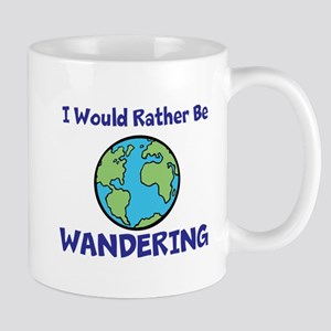 I would rather be Wandering Small Mug