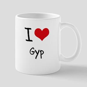 I Love Gyp Mug