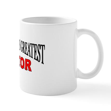 """The World's Greatest Tutor"" Mug"