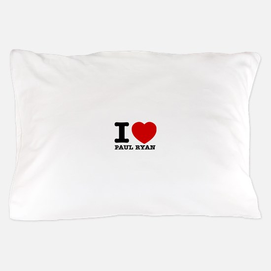 Political Designs Pillow Case