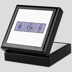 Boss Elements Keepsake Box
