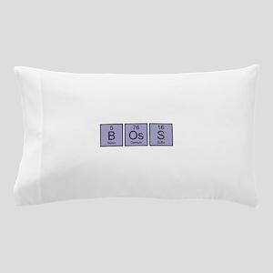 Boss Elements Pillow Case