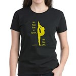 Gymnastics T-shirt (Women's Dark)