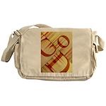 God Messenger Bag