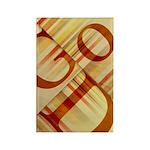 God Rectangle Magnet (100 pack)