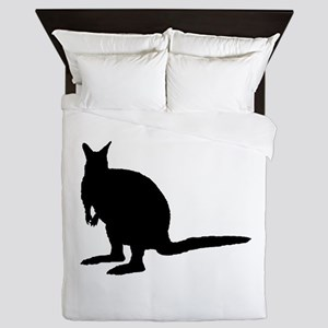 Wallaby. Queen Duvet