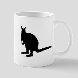 Wallaby. Mug