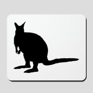Wallaby. Mousepad