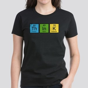 Think Women's Dark T-Shirt