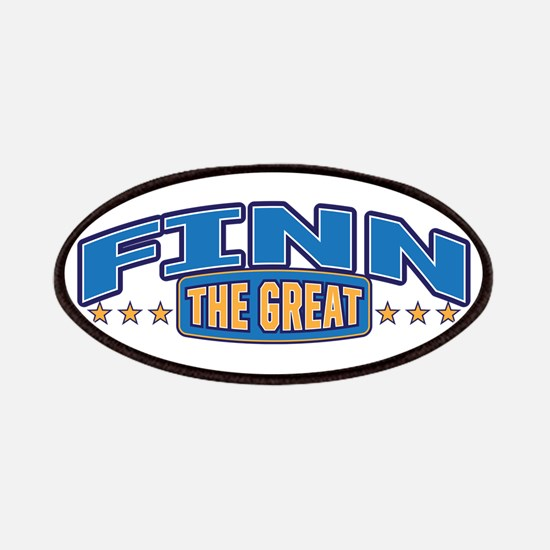 The Great Finn Patches