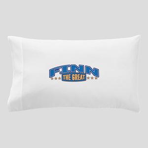 The Great Finn Pillow Case