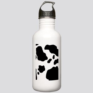 Cow Print Stainless Water Bottle 1.0L