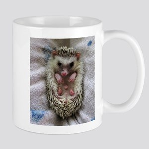 .bathtime hedgie. Mug