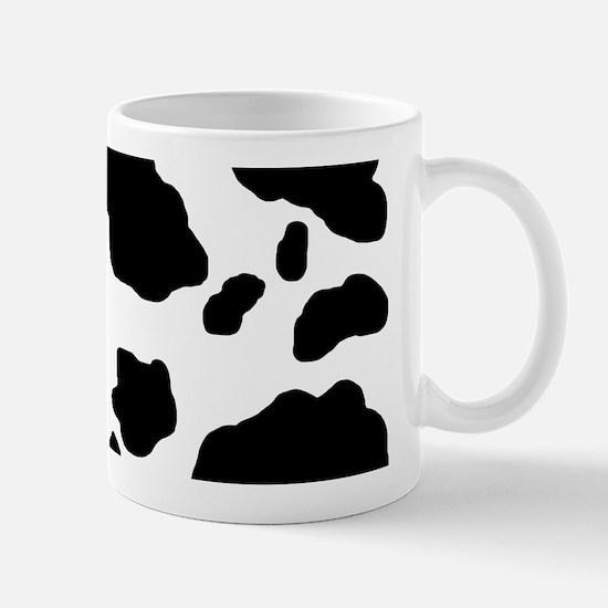 Cow Print Mug