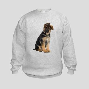 German Shepherd! Kids Sweatshirt