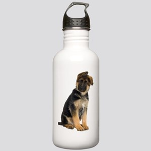 German Shepherd! Stainless Water Bottle 1.0L