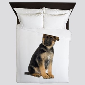 German Shepherd! Queen Duvet