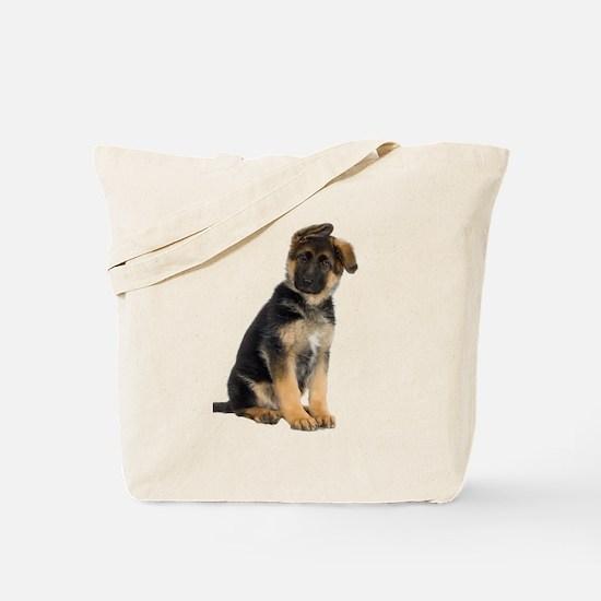 German Shepherd! Tote Bag